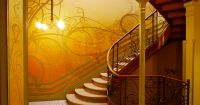 Victor Horta: scala, Brussels